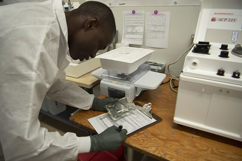 Combined JTFC-HOA stands up East Africa's first blood storage and distribution center