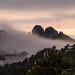 Sunset on Mt. Huangshan