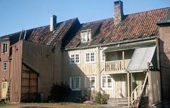 Stenbrogården i Erling Skakkes gate 15 - Baksiden (1961) - Revet 1963