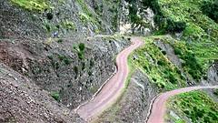 In the Peruvian highlands
