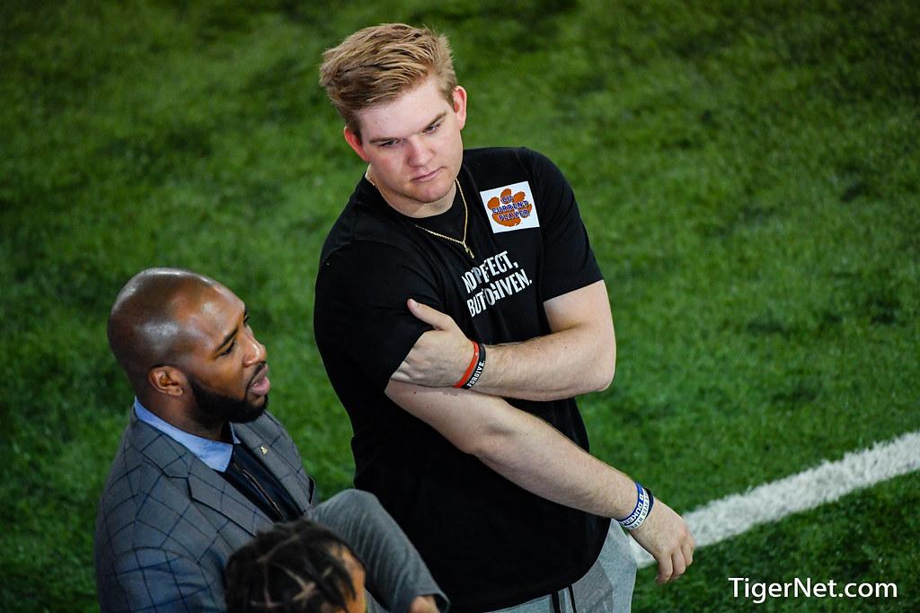 Clemson Photos: Chase  Brice, 2020, Football