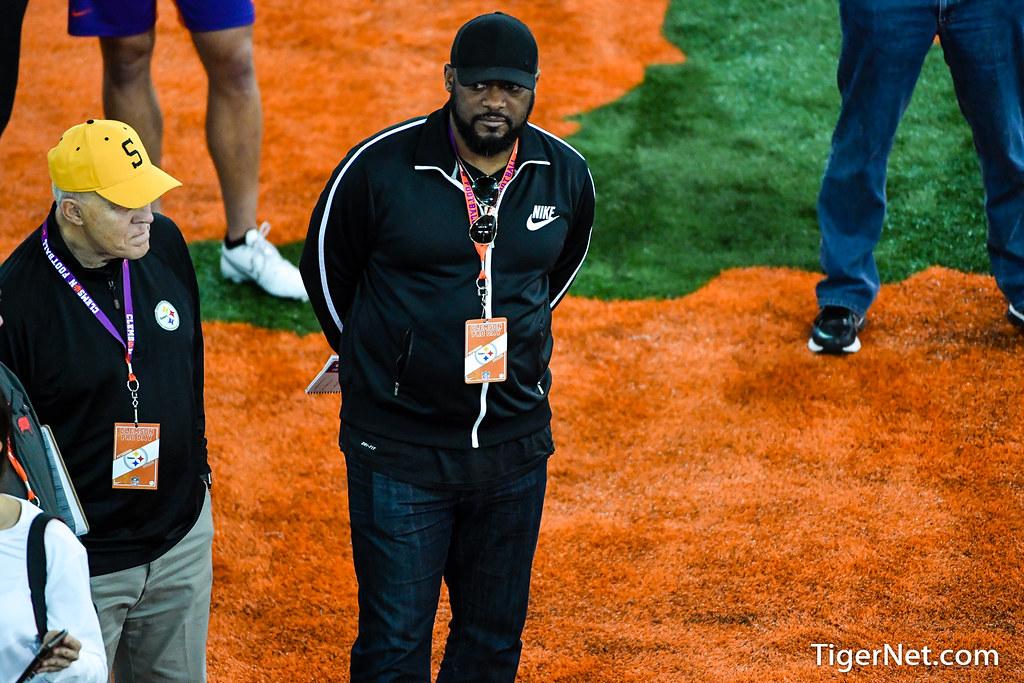 Clemson Photos: miketomlin, 2020, Football
