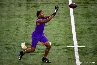 2020 Clemson Pro Day Photos