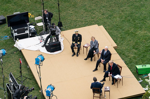 Virtual Fox News Town Hall by The White House, on Flickr
