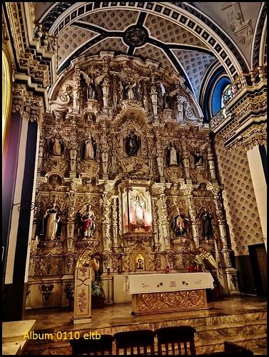 Parroquia de San Martín Obispo (San Martín Texmelucan) Estado de Puebla,México