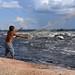 Fishing in the Rio Negro, Amazonas