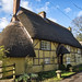 Ancient house in Wherwell (1515