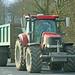 Case Tractor & Trailer