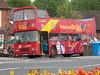 R580 JVA Volvo Olympian / Alexander RH Open Top Bus - Stagecoach in Warwickshire 16580 / City Sightseeing