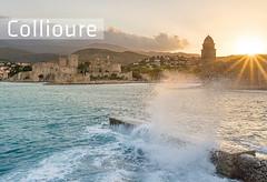 79x54mm // Réf : 15101701 // Collioure