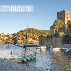 65x65mm // Réf : 15151702 // Collioure