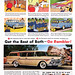 The Millionaire and The Rambler, 1958 ad