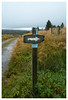 019 slate marker, Corbenic Poetry Path