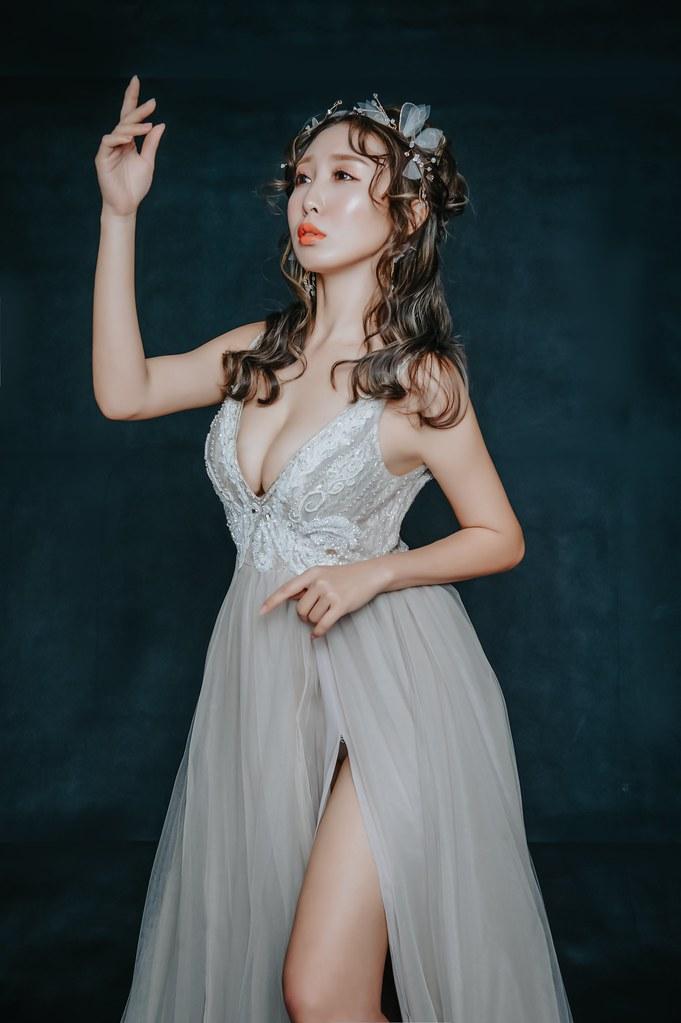 【新秘蓁妮】新娘造型創作 / 甜美仙氣造型