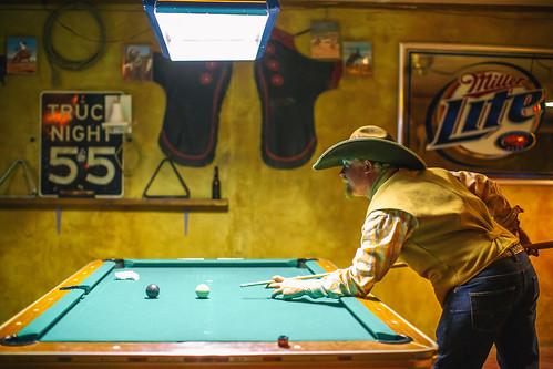 Lost Horse Saloon, Marfa, Texas