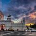 Capitolium sunset.