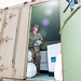 Oregon National Guard delivers equipment around the state in response to COVID-19.