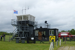 Photo of Old Warden Airfield.