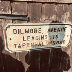 Photo of Dilmore Avenue