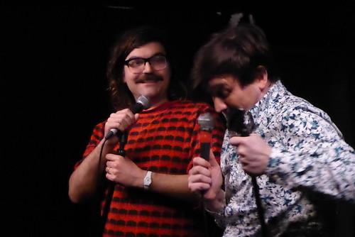 ACMS 10/03/20: John-Luke Roberts and Thom Tuck #1