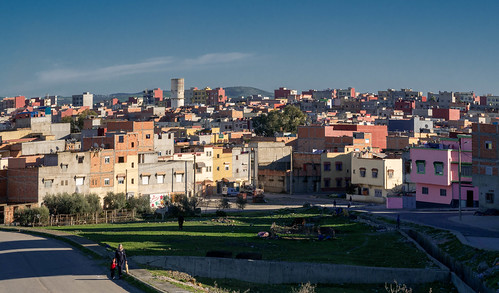 Village in norther morrocco