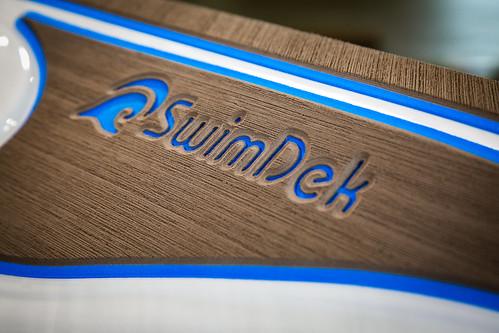 SwimDek Spa Applications