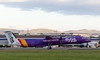 G-JEDW Dash 8, Edinburgh