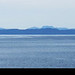 20180619_04 ''Fake panorama'' of blue mountains seen from our ferry between Prince Rupert (British Columbia) & Juneau (Alaska), a 27 h ride :q