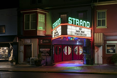 Strand Theater, Hamburg, PA