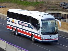 Photo of 135 / XX16 PSW - Scania K410EB6 / Irizar i410EB66 - Paul S Winson Coaches