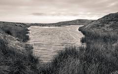 Photo of Small Lake, near Loch Humphrey,Kilpatrick Hills,Dunbartonshire,Scotland,UK