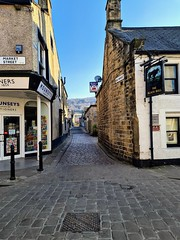 Photo of New Market, Otley.