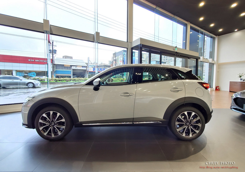 (chujy) Mazda CX-30 你會選嗎? - 14