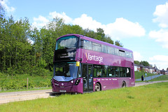 Photo of First Manchester - BT66MRY, 39260