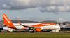 G-EZRZ Airbus, Edinburgh