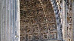 Arch of Septimius Severus (detail)