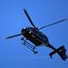 Germany - Bundespolizei D-HVBI Eurocopter EC 135T2+ cn/177 over Bonn 05-10-2018