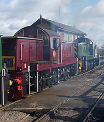 Photo of D9523 at Wansford
