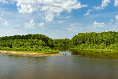 Oka River 15 ©  Alexxx Malev