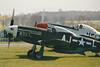 P-51D Mustang G-BIXL & N51RR