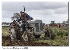 Photo of Ploughman at Work