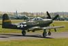 Bell P-63A Kingcobra G-BTWR