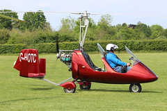Photo of G-HOTC Rotorsport UK MTO Sport
