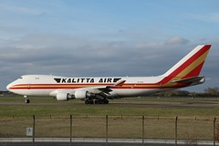 Photo of N715CK 747 Mildenhall