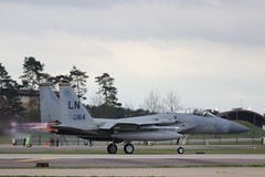 Photo of 86-0164 F-15C Lakenheath