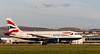 G-EUPT Airbus, Edinburgh
