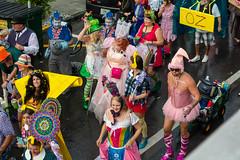 Fantasy Fest Masquerade March