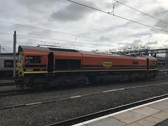Photo of FL 66503 @ Crewe railway station