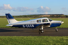Photo of G-CEEN Piper PA-28-161 Warrior II