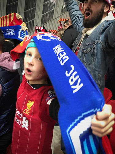 """Anfield Stadium, Liverpool • <a style=""""font-size:0.8em;"""" href=""""http://www.flickr.com/photos/22350928@N02/49712057587/"""" target=""""_blank"""">View on Flickr</a>"""